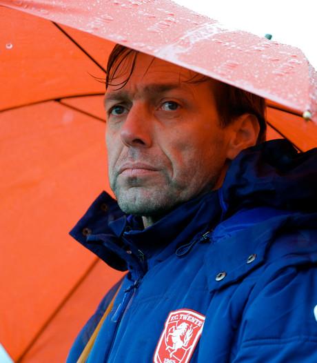 Bosvelt 'verrast' dat hij weg moet bij FC Twente