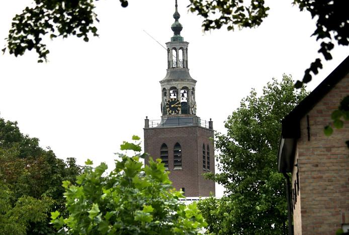 Hervormde kerk in Zevenbergen Foto Henk den Ridder