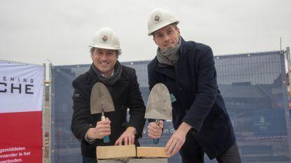 Bouw duurzame woonwijk in hartje Gentbrugge gestart