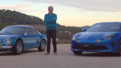 Als een feniks uit zijn as: de nieuwe Alpine A110 is het hoogtepunt van het autojaar