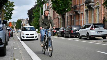 Sint-Gillislaan en Heirbaan krijgen eindelijk fietssuggestiestroken
