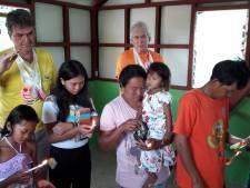 Leden Rotary Zevenbergen reizen de wereld over om de handen uit de mouwen te steken