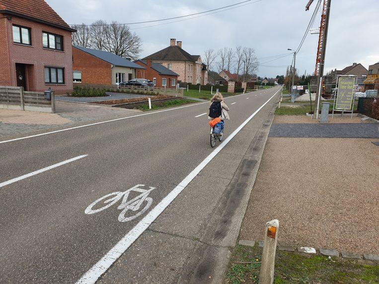 Een flinke hap uit het budget gaat naar mobiliteit. Aan de Gestelsesteenweg zal een fietspad aangelegd worden.