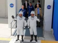 Historische lancering succesvol verlopen: Crew Dragon raast richting ISS