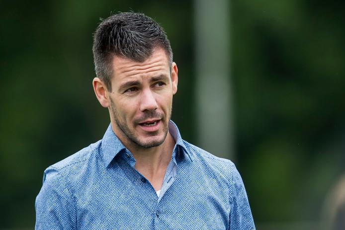 technisch manager Dennis Bekking