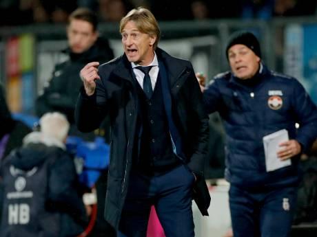 Koster merkt dat bekerfinale onderwerp van gesprek is bij Willem II: 'Op de drempel van iets unieks'