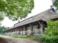 Onzekerheid over oude SS-sporthal in Ellecom houdt werkzaamheden op