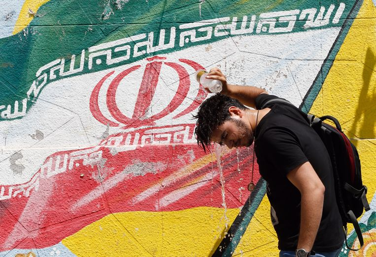 Iran waarschuwt voor actie tegen VS