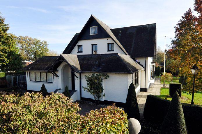 Villa Rozenhof aan de Prins Bernhardstraat. Foto Carlo ter Ellen DTCT  CTE20141028