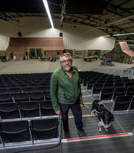 Theaterspektakel op luchthaven Twente krijgt vorm