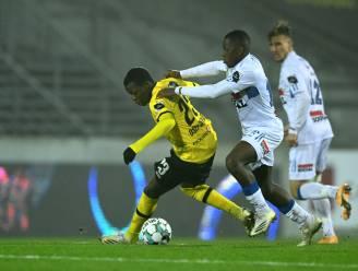 """Eerste basisplaats voor Osei-Berkoe bij Lierse K. en meteen een hoofdrol: """"Aan tegengoal ging overtreding op mij vooraf"""""""
