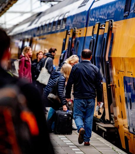 Laatste oktoberweekeinde geen treinen door Groene Hart
