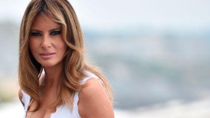 Raadselachtige first lady Melania Trump is 50 geworden: het Sloveense model wil koste wat het kost hogerop