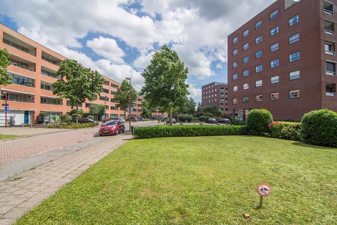 Een deel van de wijk Galecop in Nieuwegein