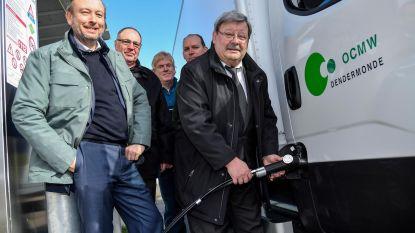 Verko laat aangesloten gemeenten gebruik maken van CNG-installatie