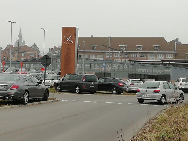De parking wordt betalend vanaf 18 maart.