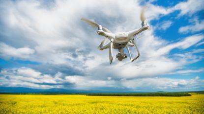 Dronebeelden moeten begraafplaats in kaart brengen