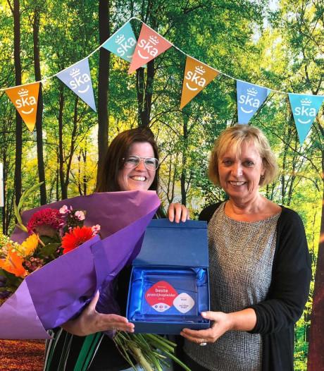Linda van Dijk is de beste praktijkopleider van de provincie Utrecht