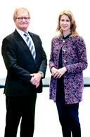 Hans de Boer en Mona Keijzer zijn vrijdag 26 januari gastheer van een groot Brexit-informatie evenement bij VNO-NCW