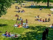 Wethouder positief over coronacirkels, maar niet direct in Deventer parken
