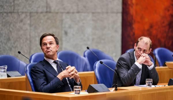 Opnieuw ergert Rutte de Kamer met zijn optreden in het 'dividenddossier'