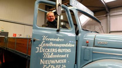 Sven Deckers | Eerst trucker, dan zaakvoerder, nu burgemeester