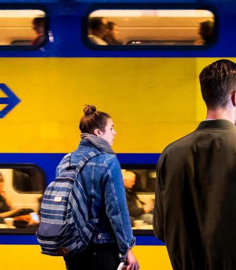 Geen treinen tussen Alphen - Boskoop en Woerden - Leiden begin maart