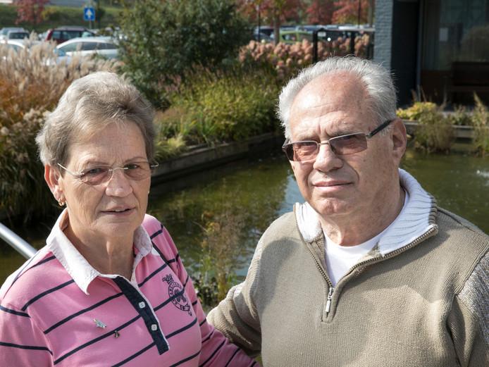 Tanja Wolterbeek en Miel Andriesse.