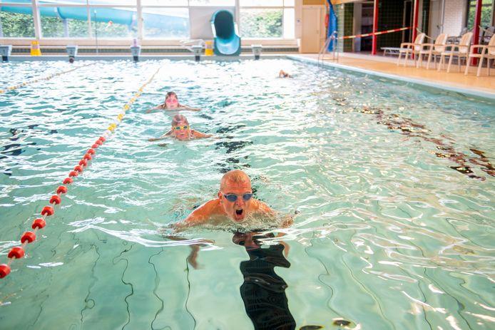 Zwembad De Stamper is weer open. Wel vooraf telefonisch reserveren.