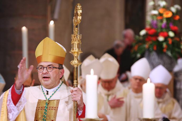Bisschop Harrie Smeets van Roermond.