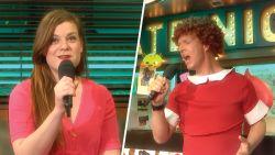 James Cooke en Astrid Stockman wagen zich aan 'Tomorrow' uit musical 'Annie'