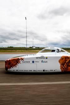 Solar Team staat tweede na eerste dag WK