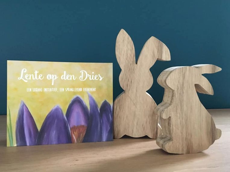 Lente op den Dries vindt voor het eerst plaats op zondag 31 maart.