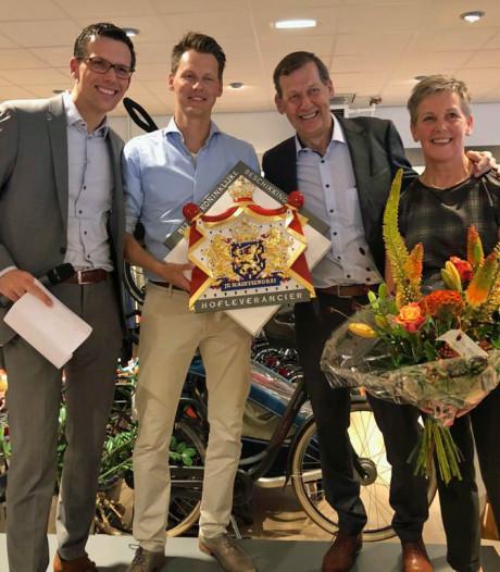 Oonk Speciaalzaak in Winterswijk ontvangt predicaat Hofleverancier