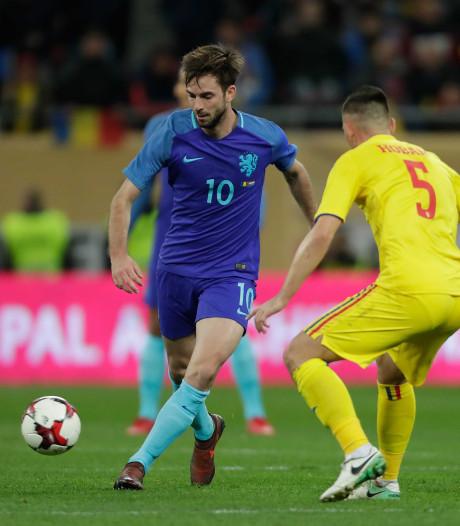 Oranje oefent uit tegen Slowakije en Italië