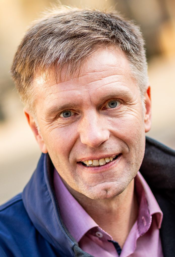 Burgemeester Rainer Doetkotte van Gronau.