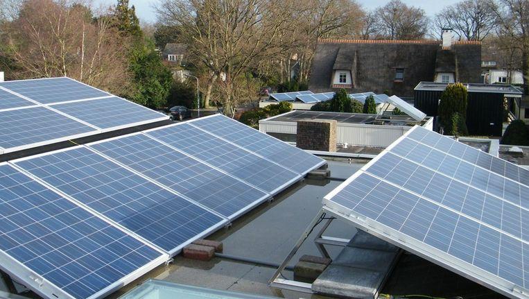 Als je het eerlijk uitrekent, kost stroom uit zonnepanelen nog maar 9 cent, aldus Amerikaans onderzoek. Beeld
