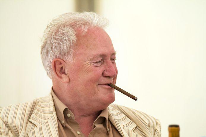 Supermarktondernemer Henk den Toom was een groot sigaren- en wijnliefhebber