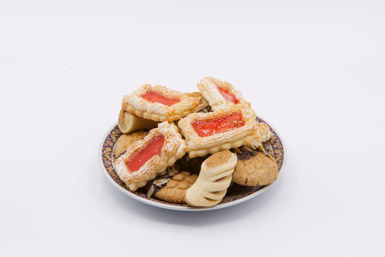 Marokkaanse koekjes Beeld Shutterstock
