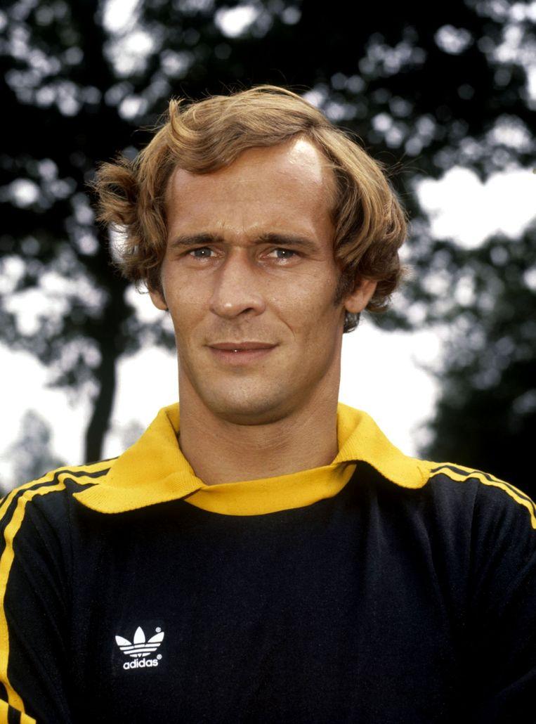 Jan van Beveren. Beeld anp
