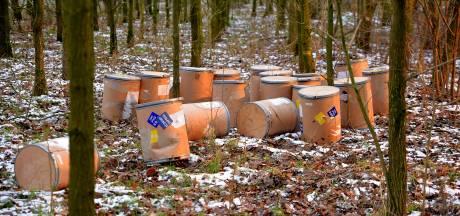 Limburg blijft populaire dumpplek voor drugsafval