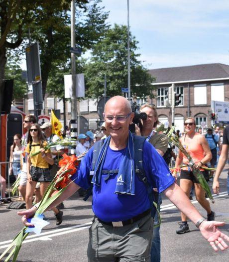 240 kilometer wandelen rondom Leiden: René (63) loopt dit jaar de Alternatieve Vierdaagse twéé keer