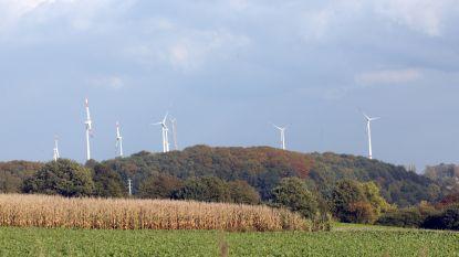 Windpark E40 zal uit 16 windturbines bestaan