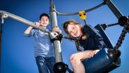 Woensdag Buitenspeeldag in Aalter: springkastelen en hindernissenbaan