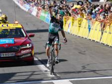 Kämna remporte en solo la 4e étape du Dauphiné,  Roglic reste en jaune