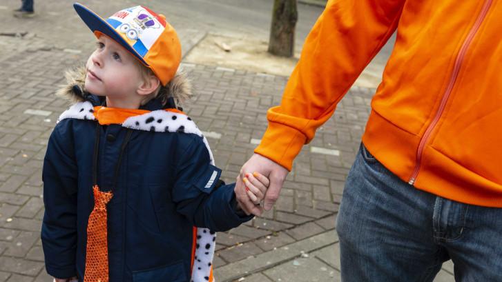 Live: Nederland kleurt oranje