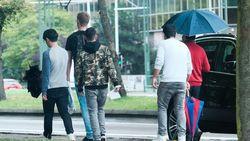 Zeven minderjarigen opgepakt in Maximiliaanpark
