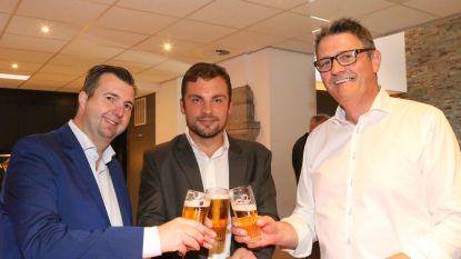 VIDEO: CD&V viert overwinning in Zoutleeuw