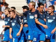 Hoffenheim pakt de leiding in de Bundesliga
