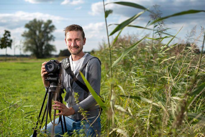 Youri Jongkoen: ,,Ik wil laten zien hoe rijk de natuur in Nederland is.''